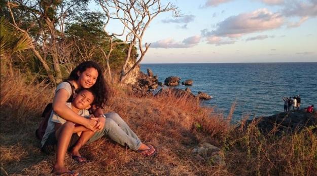 Pantai Batu burung Oebali14
