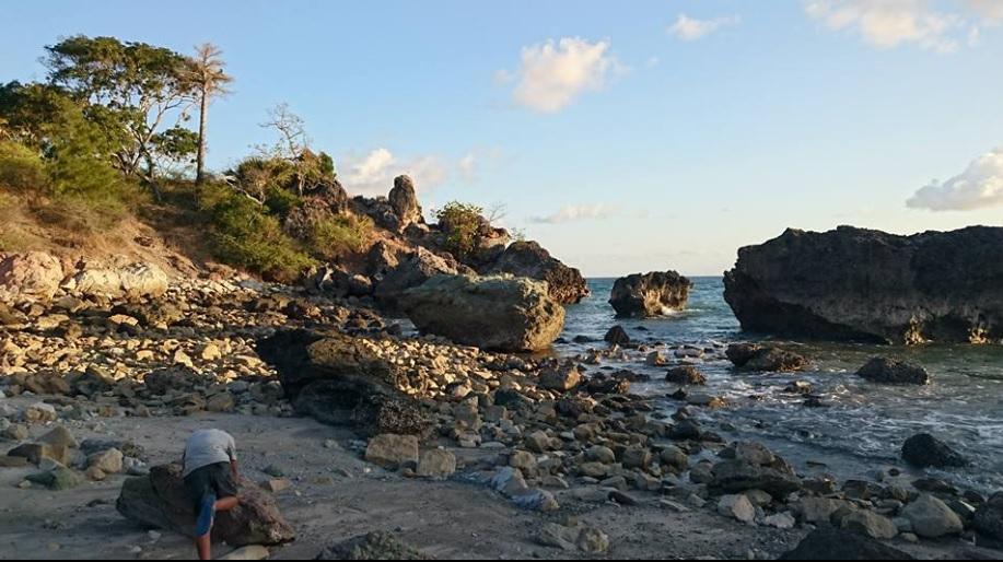 Pantai Batu burung Oebali3