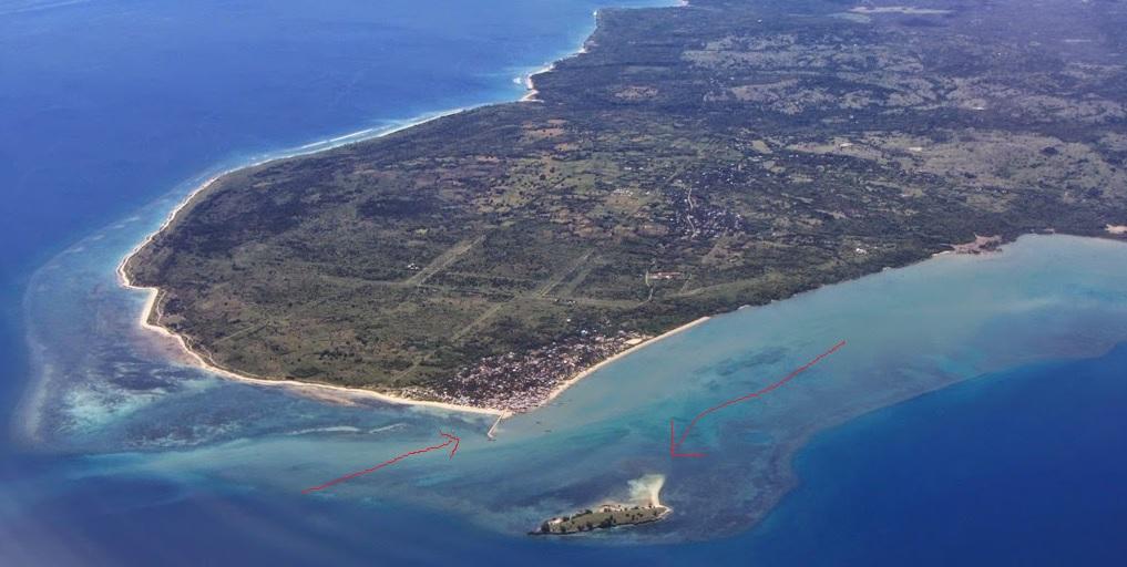 Pulau Tikus dan Sulamu