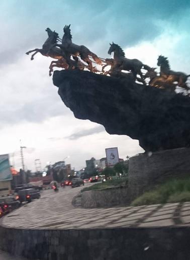 patung kuda salatiga 2