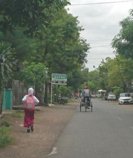 pedestrian di Jawa Tengah 1