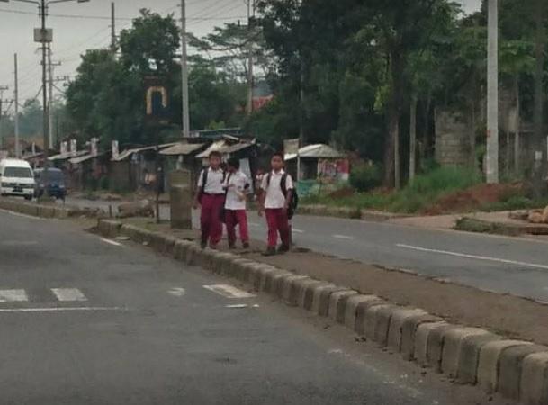 pedestrian di Jawa Tengah 10