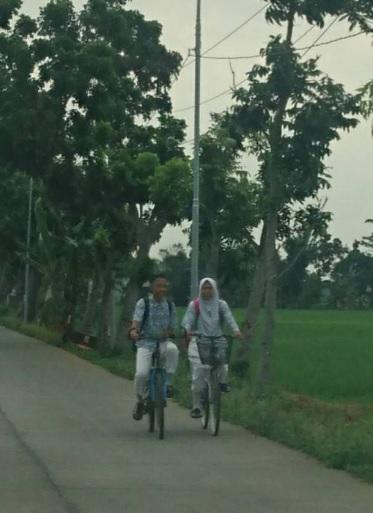 pedestrian di Jawa Tengah 2