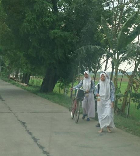 pedestrian di Jawa Tengah 3