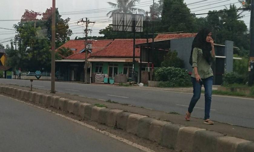 pedestrian di Jawa Tengah 6