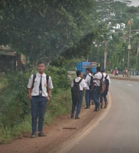 pedestrian di Jawa Tengah 8