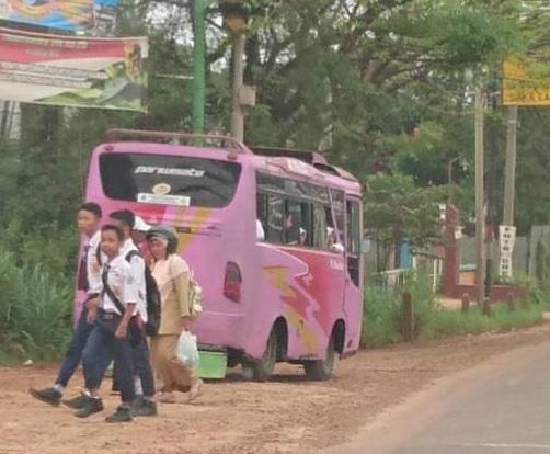 pedestrian di Jawa Tengah 9