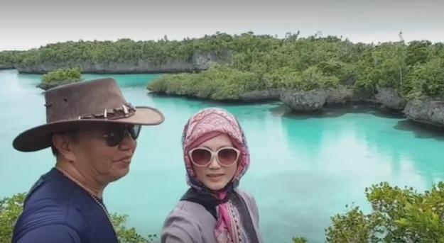 Indahnya Maluku Bukit Sahabat Maluku Tenggara