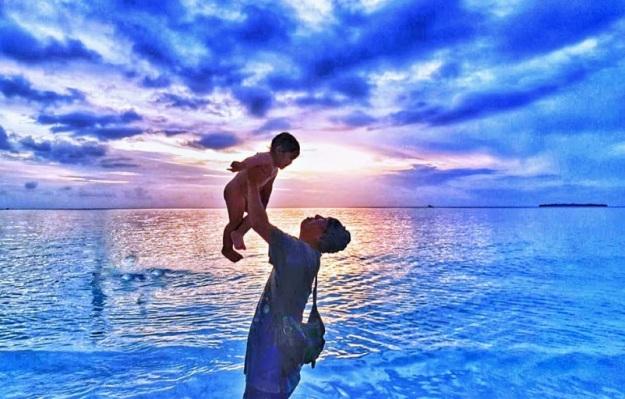 Indahnya Maluku Pantai Pasir Panjang