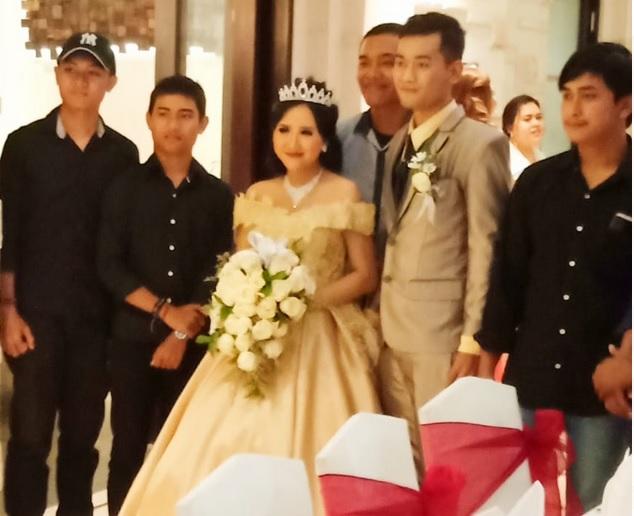 acara pernikahan modern 2