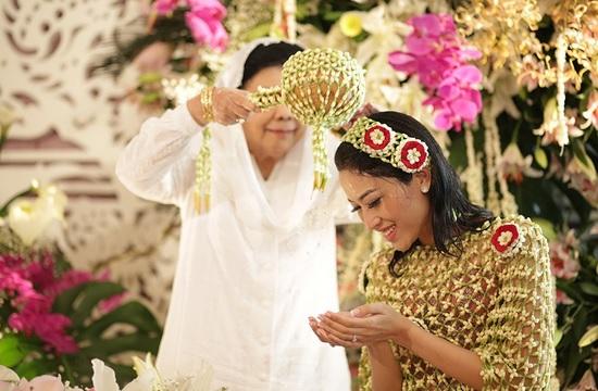 acara pernikahan modern