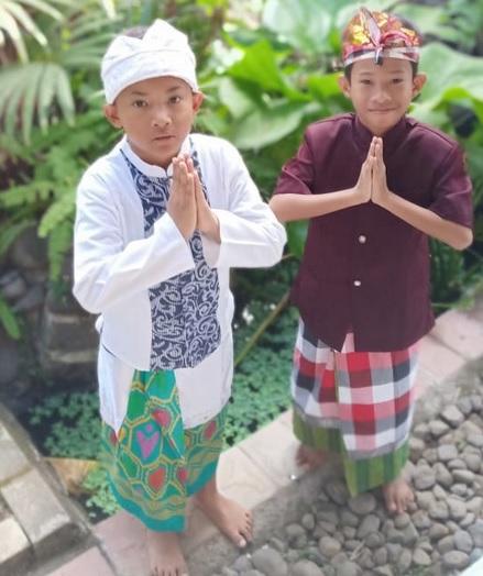 Anak dan usaha pelestarian budaya 3