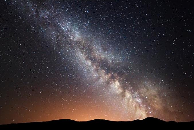 Hasil gambar untuk langit berbintang