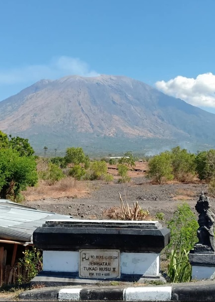 Gunung Agung Bali 1