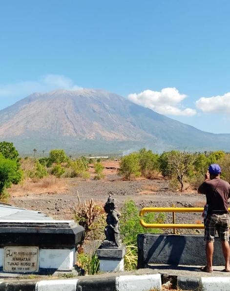 gunung agung Bali 2