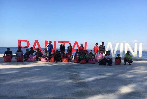 Pantai Wini Bersih 1