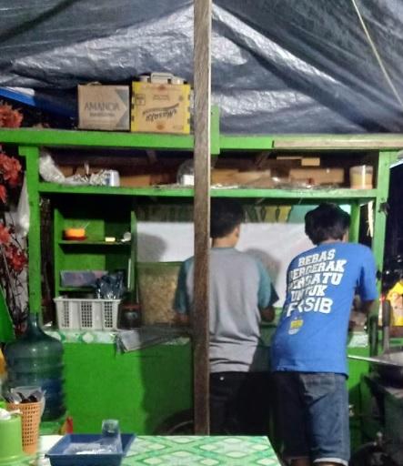 Penjual Nasi Goreng 1
