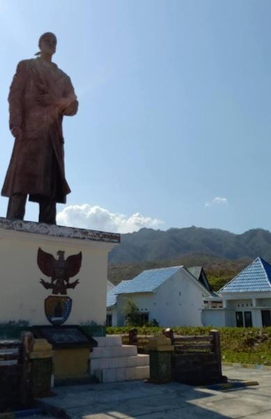 Patung Jendral Sudirman 2